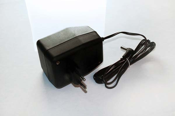 6V mains charger for chronometer