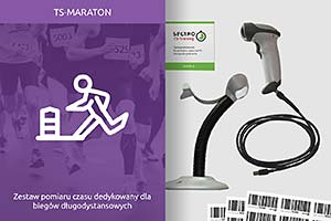TS-Maraton - timing kit for long-distance running